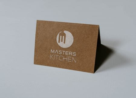Masters Card