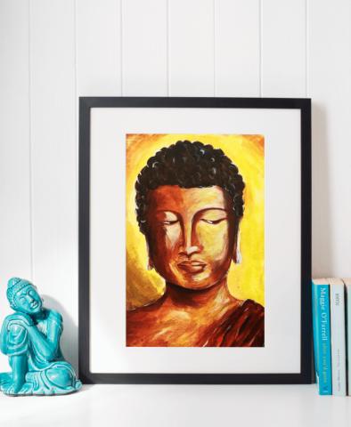 Passive Buddha